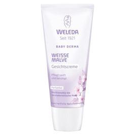 weiße Malve Gesichtscreme 50 ml - WELEDA