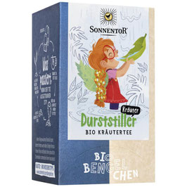 SONNENTOR - Durststiller Kräutertee 20 Btl