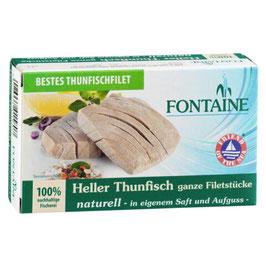 FONTAINE - Heller Thunfisch naturell 120 g