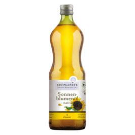 Sonnenblumen Öl nativ 1 l - BIO PLANETE