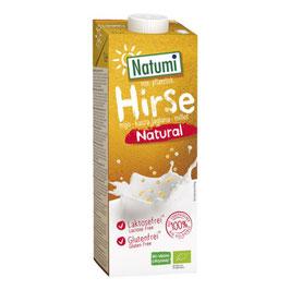 NATUMI - Hirsedrink Natural 1 l
