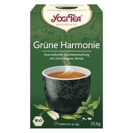 Grüne Harmonie Tee á 1,8g 17 Btl
