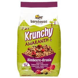 BARNHOUSE - Krunchy Amaranth Himb.Aronia 375 g