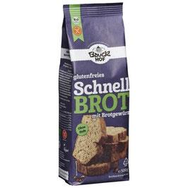 Schnellbrot mit Brotgewürz 500 g - BAUCKHOF