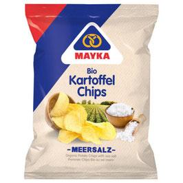 MAYKA - Kartoffel-Chips Natur Meersalz 70 g
