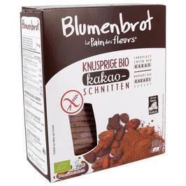 BLUMENBROT - Kakao Schnitten 2x80 g 160 g