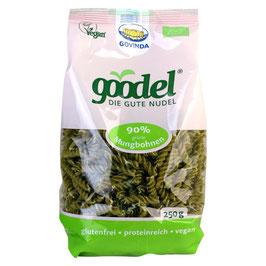 GOODEL - Mungbohne-Leinsaat Spirelli 250 g