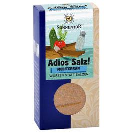SONNENTOR - Adios Salz mediterran 55 g