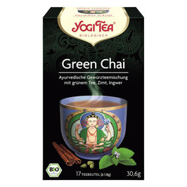 Green Chai Tee á 2,2g 17 Btl