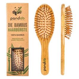 Bambus Haarbürste 1 Stk - PANDOO