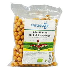 SPIELBERGER - Schwäbische Dinkel-Backerbsen 125 g