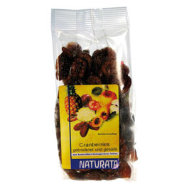 RAPUNZEL - Cranberries getrocknet 100 g