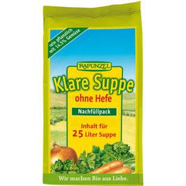RAPUNZEL - Klare Suppe Nachfüllbt.o.Hefe 500 g