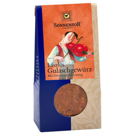 SONNENTOR - Laszlos Gulaschgewürz 50 g