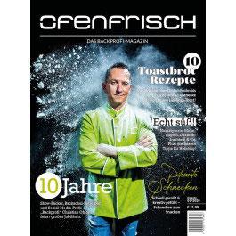 OFENFRISCH Das Backprofi Magazin
