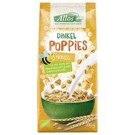ALLOS - Dinkel Honig-Poppies 300 g