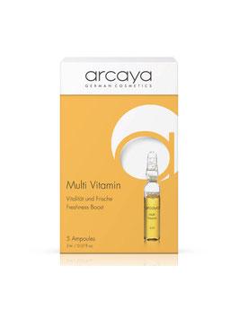 ARCAYA - Multi Vitamin -  Ampulle Gesicht