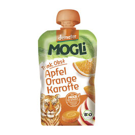 MOGLI - Trink Obst Orange 100 g
