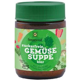 SONNENTOR - Zuckerfreie Gemüsesuppe 120 g