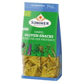 Sommer - Oliven-Snacks Kräuter Provence 150 g