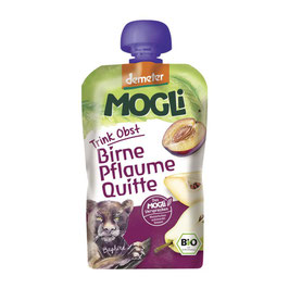 MOGLI - Trink Obst Pflaume 100 g