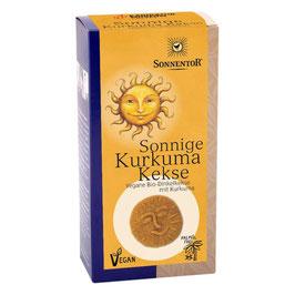 Sonnentor - Sonnige Kurkuma Kekse 125 g