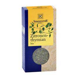 SONNENTOR - Zitronenthymian 20 g