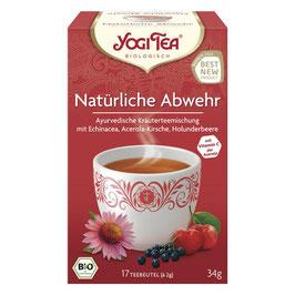Natürliche Abwehr Tee á 2g 17 Btl