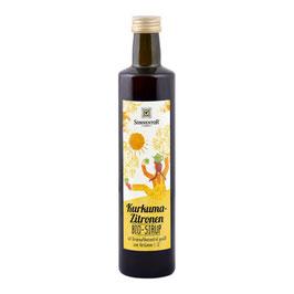 SONNENTOR - Kurkuma-Zitronen Sirup 0,5 l