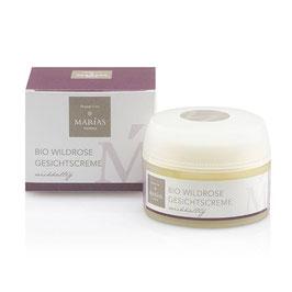 Bio Wildrose Gesichtscreme reichhaltig, 50 ml