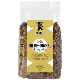 ZAGLER - Hilde-Dinkel-Honigmüsli 500 g