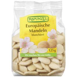 Mandeln blanchiert 125 g - RAPUNZEL