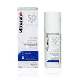 Face Anti-Pigmentation SPF50+ 50 ml - ULTRASUN
