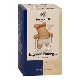 Ingwer Energie Tee á 1,5g 18 Btl