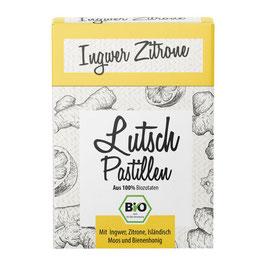 Aries - Ingwer-Zitrone Lutschpastillen 30 g