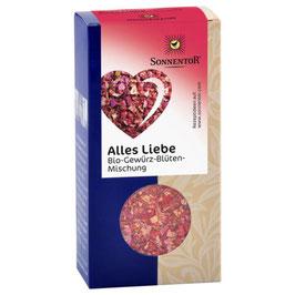 SONNENTOR - Alles Liebe Gewürz-Blüten-Mischung 40 g