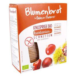 BLUMENBROT - Kastanien Schnitten 2x75 g 150 g