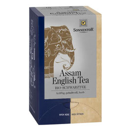 Assam English Tea Schwarz 18Bt 18 Btl