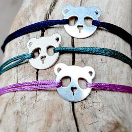 Armband Panda