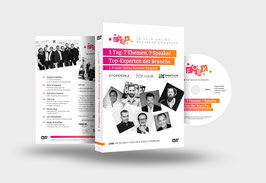 Doppel-DVD 2. Friseur Online Business Kongress