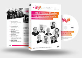Doppel-DVD 1. Friseur Online Business Kongress
