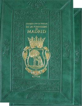 De las Grandezas de Madrid, 1556.