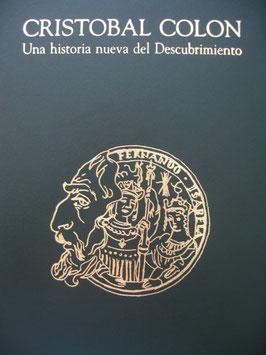 Cristóbal Colón, una historia nueva del Descubrimiento.