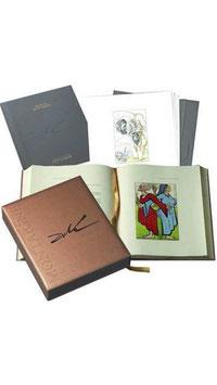 Ensayos de Montaigne , ilustrados por Salvador Dalí.