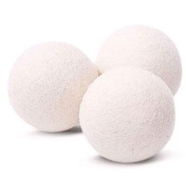 Natur Dryer Balls (Schafwolle) - energiesparend