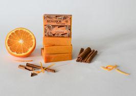 Naturseife Orange-Zimt