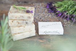 Lavendel Naturseife, handgemacht