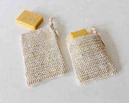 Seifensäckchen aus Baumwolle