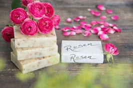 Rosenöl Bio-Naturseife «Relation», handgemacht