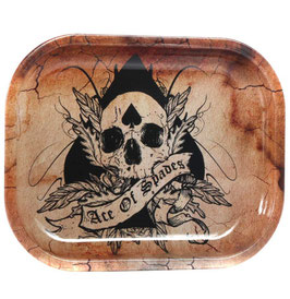 Rolling Tray Skull